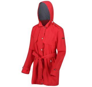 Dámská kabát Regatta GARBO červená