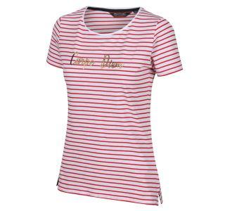 Dámské tričko Regatta OLWYN červená