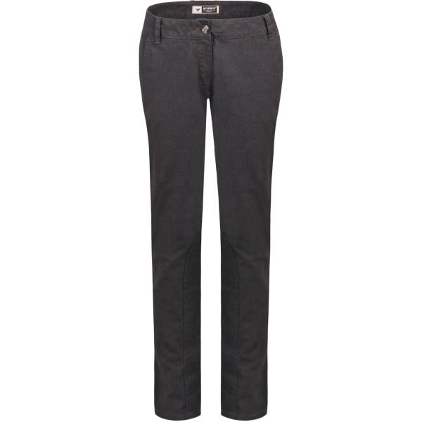 Dámské kalhoty BUSHMAN PLACIDA tmavě hnědá