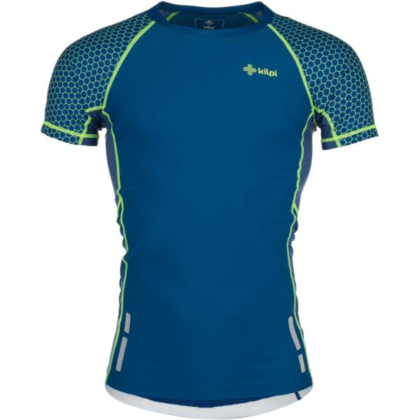 Pánské funkční tričko KILPI COMBO-M tmavě modrá