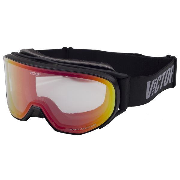 Lyžařské brýle Victory SPV 631B černá