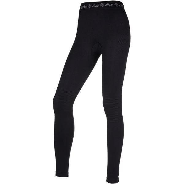 Dámské termo kalhoty KILPI KNOB-W BLK