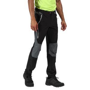 Pánské kalhoty Regatta MOUNTAIN Trs II černá