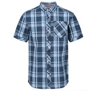 Pánská košile Regatta DEAKIN III modrá