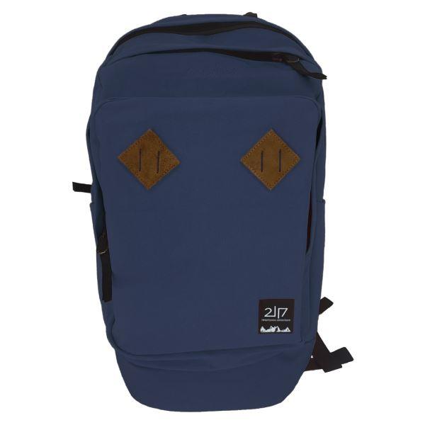 Unisex městský batoh 2117 LAXHALL 30l tmavě modrá