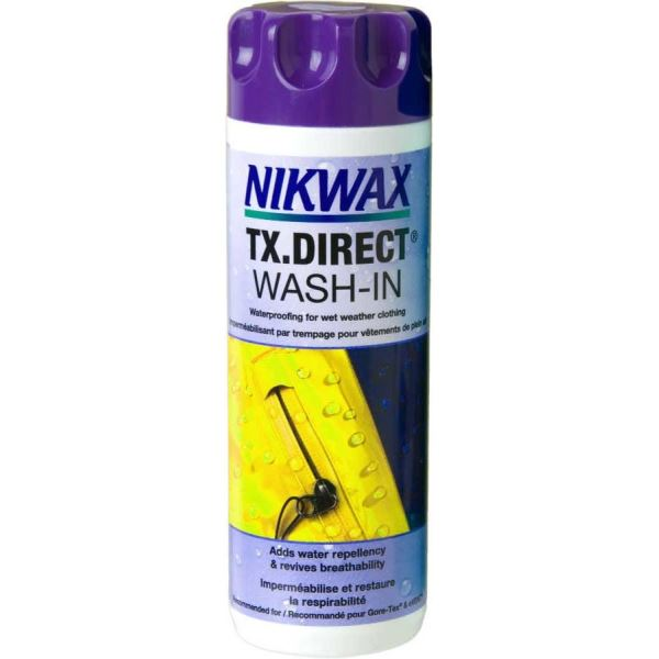 Nikwax TX.DIRECT WASH-IN - impregnační prostředek 300 ml