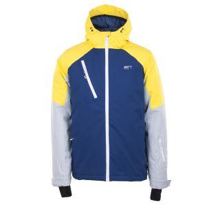 Pánská lyžařská bunda 2117 GRYTNÄS tmavě modrá