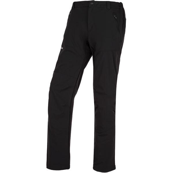 Pánské outdoorové kalhoty KILPI LAGO-M černá
