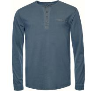 Pánské tričko BUSHMAN HOBART tmavě modrá