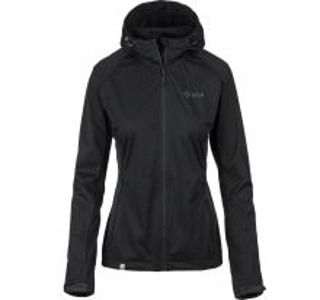Dámská softshellová bunda KILPI ENYS-W černá