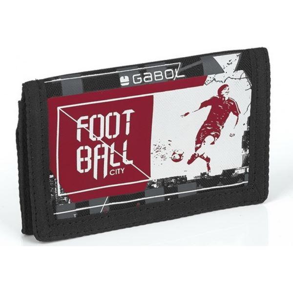 Unisex peněženka Gabol Player šedá