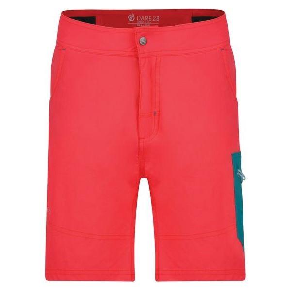 Dětské kraťasy Dare2b REPRISE korálově oranžová